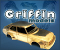 Griffin Models - Saab scale models
